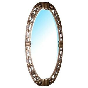Oval-Art-Deco-Wrought-Iron-Mirror-122