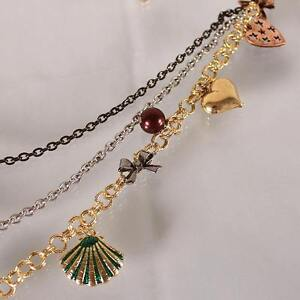 BRAND NEW Betsey Johnson Layered Necklace + Parrot Earrings Kitchener / Waterloo Kitchener Area image 8