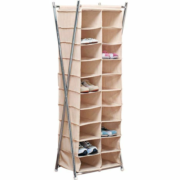 Argos canvas shoe rack 20 pairs 1635 in Cotham Bristol  : 86 from www.gumtree.com size 700 x 700 jpeg 37kB
