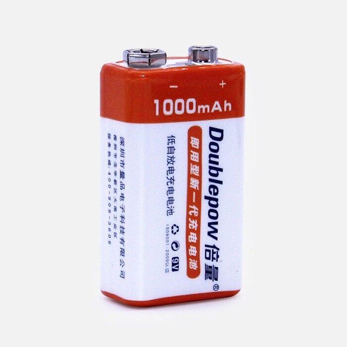 Как сделать перезаряжаемую крону литиевый 9v аккумулятор