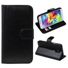 1PC Leather Wallet Flip Cover Case For Samsung Galaxy S5 Canterbury Canterbury Area Preview