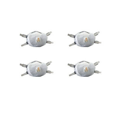 Best NEW 3M 54143 PARTICULATE RESPIRATOR 8233, N100-4 COUNT