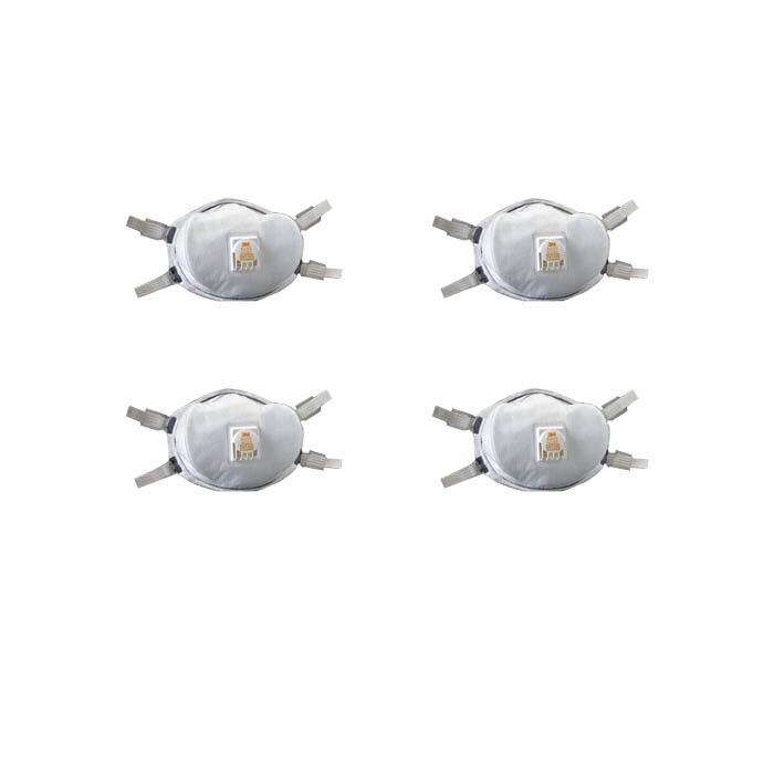 3M 54143 Particulate Respirator 8233, N100-4 Count