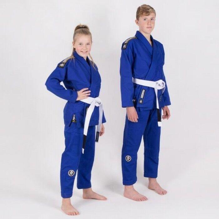 Tatami Hokori BJJ Gi Blue Brazilian Jiu Jitsu Gi Uniform Kimono