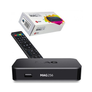 IPTV 5000+ LIVE CHANNELS MAG256 W1 + 12 MONTHS SUB ONLY $210