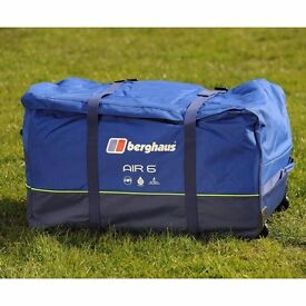 air 6 berghaus inflatable tent