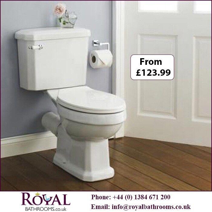 Buy now Traditional Toilet on your door step