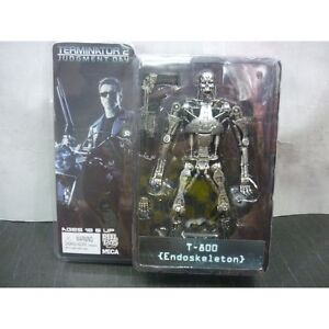 NECA TERMINATOR 2 Judgment Day T-800 Endoskeleton 7