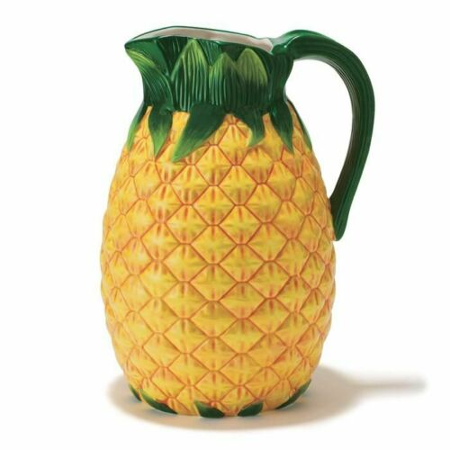 Avon Palm Chic Pineapple Pitcher
