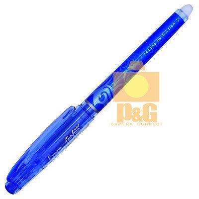 Pilot Frixion Colors Erasable Marker 0.5mm Gel Pen Blue Lf-22p5