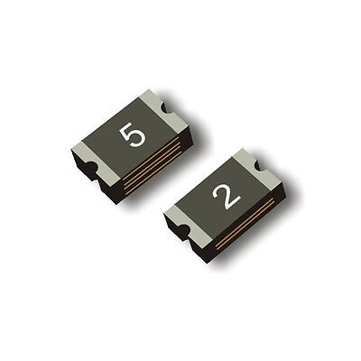 50pcs 6v 1.1a Smd Resettable Fuse 0805 2mm1.2mm