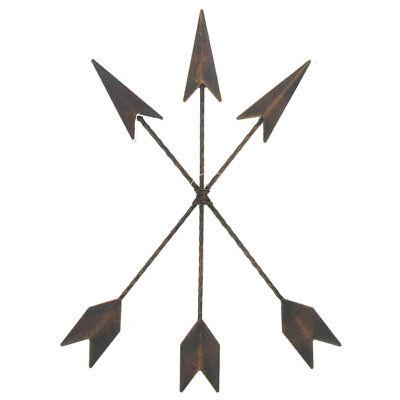Native American Arrow Iron Wall Decor Southwestern Western Themed Decor](Southwestern Decor)