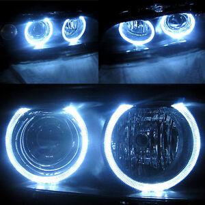 e39 angel eyes headlights ebay. Black Bedroom Furniture Sets. Home Design Ideas