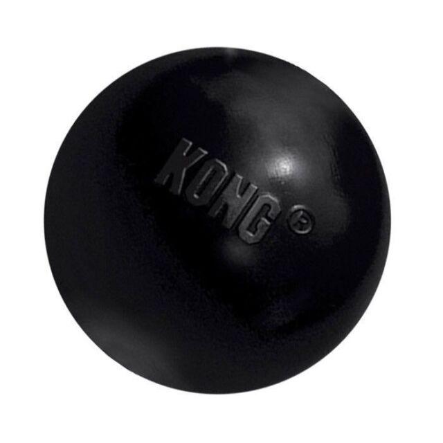 1 Kong Ball Extreme Medium/Large—Ø7,5cm— 13 bis 30 kg—für starke Kauer