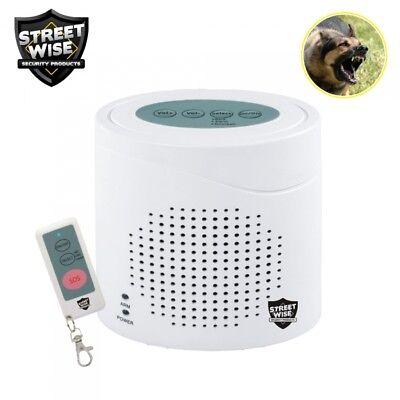 Streetwise Virtual K9 Barking Dog Alarm w/ Remote