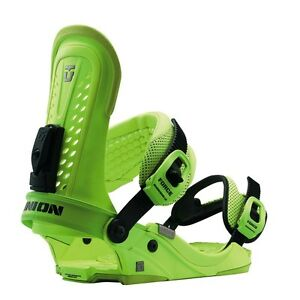 Union Force Snowboard Bindings Sz L/XL (used)