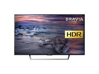 Brand new unopened Sony 49 Inch Smart Full HD TV with HDR