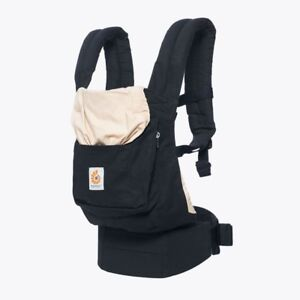Ergo Original baby carrier, infant insert and cover