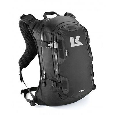 KRIEGA R20 MOTORCYCLE BACK PACK RUCKSACK 20 LITRE KREIGA TOURING COMMUTING