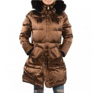 Pajar Brooklyn heavy metal winter jacket bronze