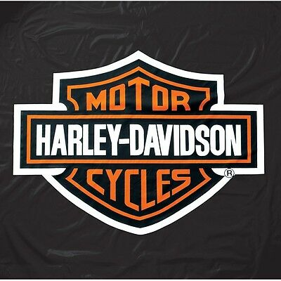 Harley Davidson Pool Table Cover 8 Foot Heavy Weight Black Vinyl HD w/ FREE Ship Black Vinyl Pool Table Cover