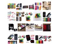 Brand new packed - Job Lot Of Mix Case Cover Skin For Mobile Phones Apple iphone 5 6 Samsung Note