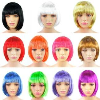 Ladies Bob Wigs Frankston Frankston Area Preview