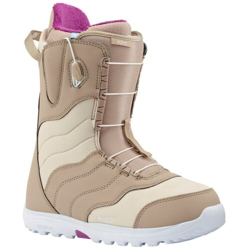"WOMEN'S BURTON ""MINT"" SPEEDZONE LACING SNOWBOARD BOOTS"
