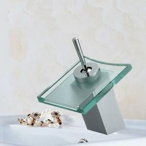 Waterfall Faucet (Glass) Now 25% OFF