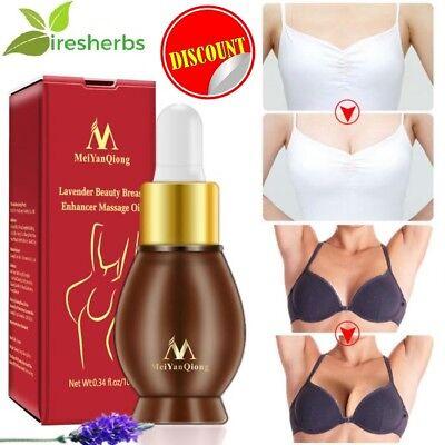 BEST MAGIC Women's Breast Plump Grow Up Enlargement Massage Essential Oil