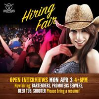 Knoxville's Tavern Hiring Fair