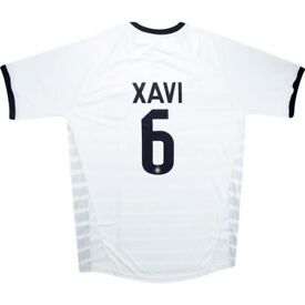 BNWT Football Shirt - Al-Sadd - Xavi - Small