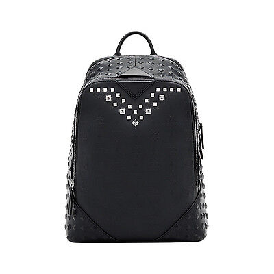 MCM Medium BackPack Duke Odeon MMK6SDK10BK Black Color