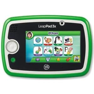 Leap Frog Leap Pad 3x - Green (French Version) **NEW!**