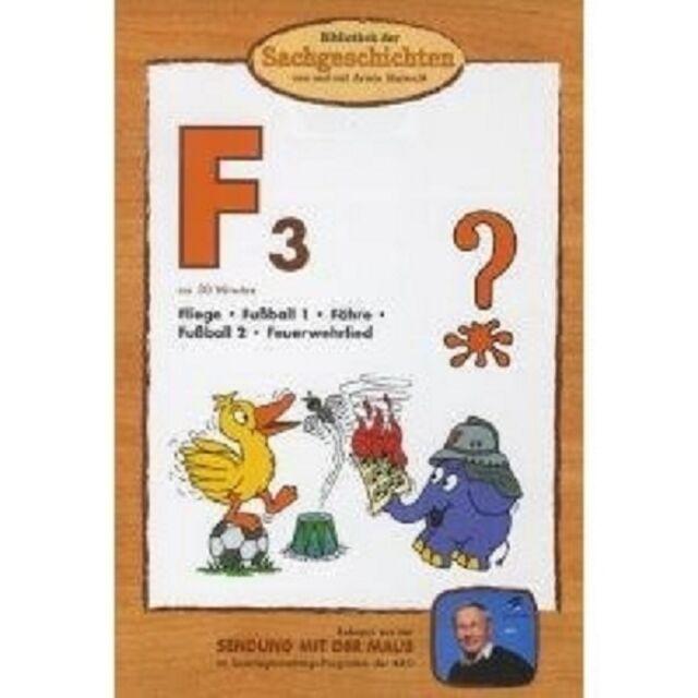 BIBLIOTHEK DER SACHGESCHICHTEN: (F3) FLIEGE,... DVD NEU