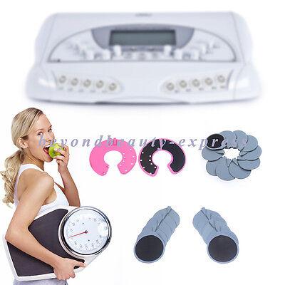 New Microcurrent Electric Muscle Stimulation Anti-Aging  Body Massager Machine
