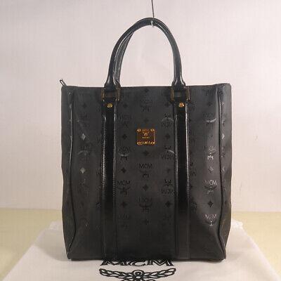 AUTHENTIC MCM Honshu Tote  Bag + Dust Bag