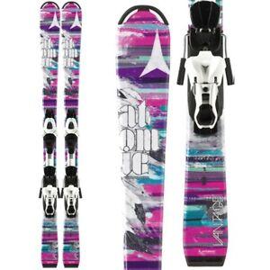 Skis Atomic Vantage pour fille 100cm presque neufs
