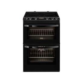 Zanussi ZCI68300BA Induction Hob Electric Cooker