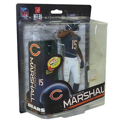 McFarlane Toys NFL Series 34 Brandon Marshall Action Figure, New, Free Shipping