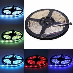 ******LED STRIP LIGHT RGB HV 110~120V WATERPROOF 50 M******