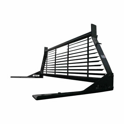 Westin HD Headache Rack BLK for Ram 1500-3500 02-19 Cab&Chas/S/E/C/MC 5.7-8' Bed