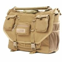 BLACKHAWK ADVANCED TACTICAL BRIEFCASE/messenger bag tan