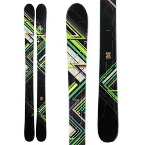 Skis LINE all mountain + fixations rossignol