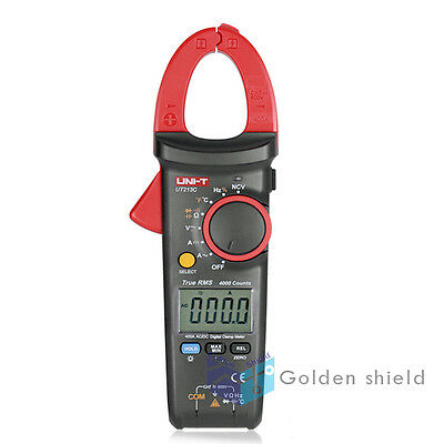 UNI-T UT213C 400A  AC/DC Current Measurements True RMS Digital Clamp Meters ()