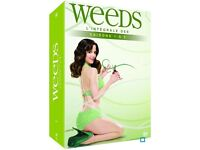 Weeds complete set box all 8 seasons