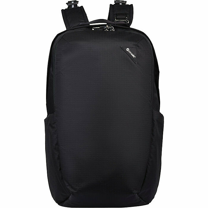 30% OFF!    NEW PACSAFE VIBE 25L ANTI THEFT BACKPACK, JET BL