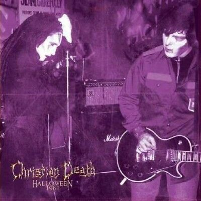 CHRISTIAN DEATH Halloween 1981 - LP / Pink Vinyl - US Import