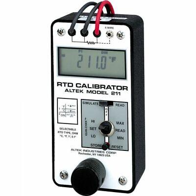 Transcat 4363t-cert Calibrator Rtd