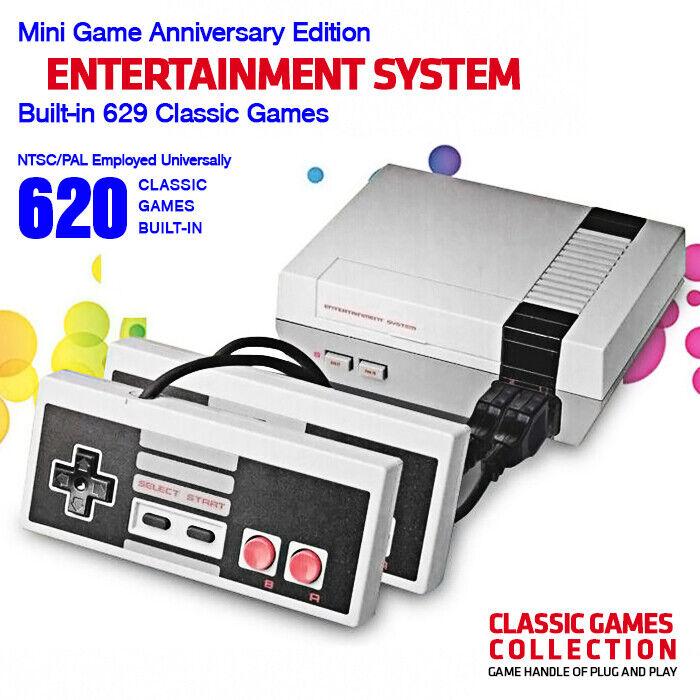 Mini Retro Game Anniversary Edition Console nintendo 620 gam